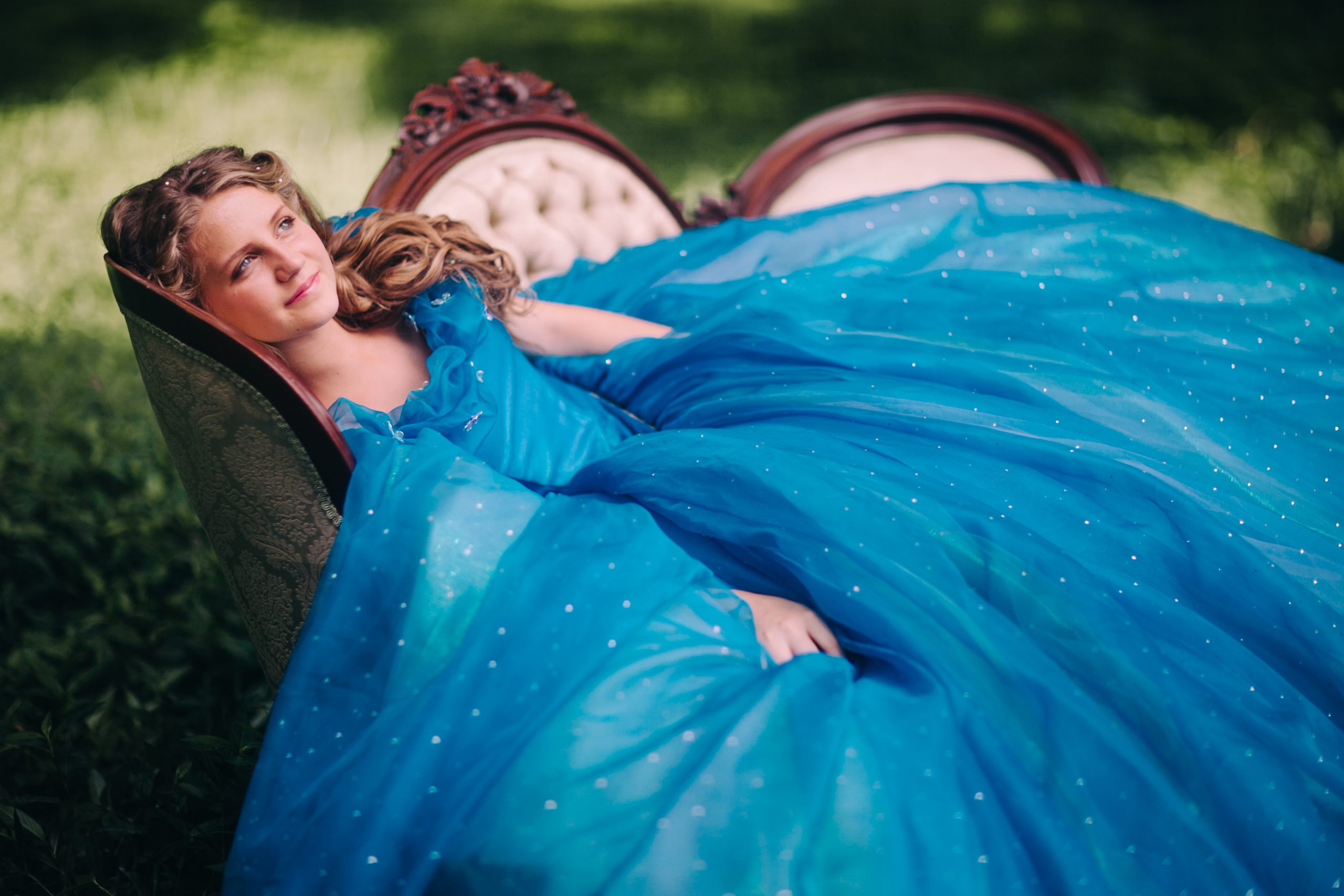 My First Cinderella Ball Gown Replica