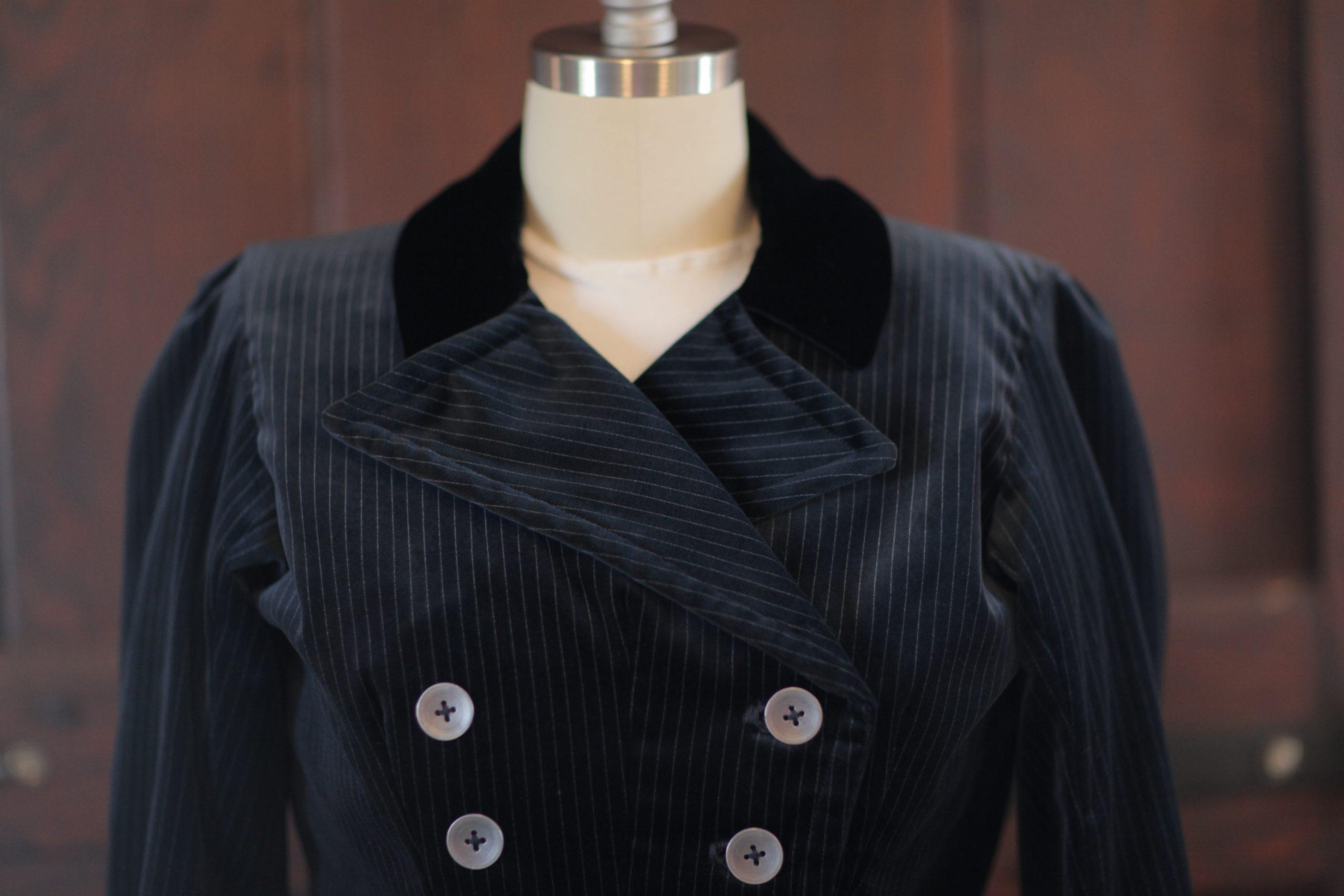 A Hollywood Worthy Gown – Edwardian Walking Dress