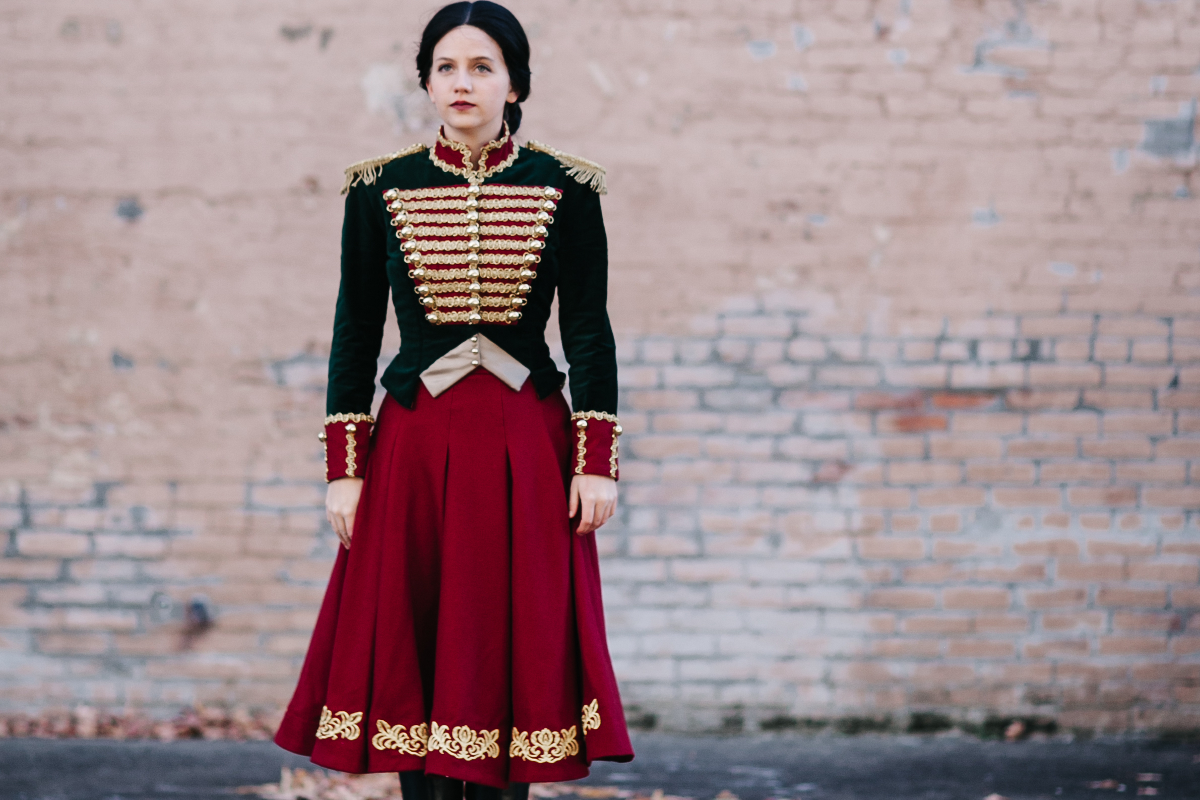Clara's Toy Soldier Outfit – The Nutcracker and the Four Realms 2018 – COMPLETED