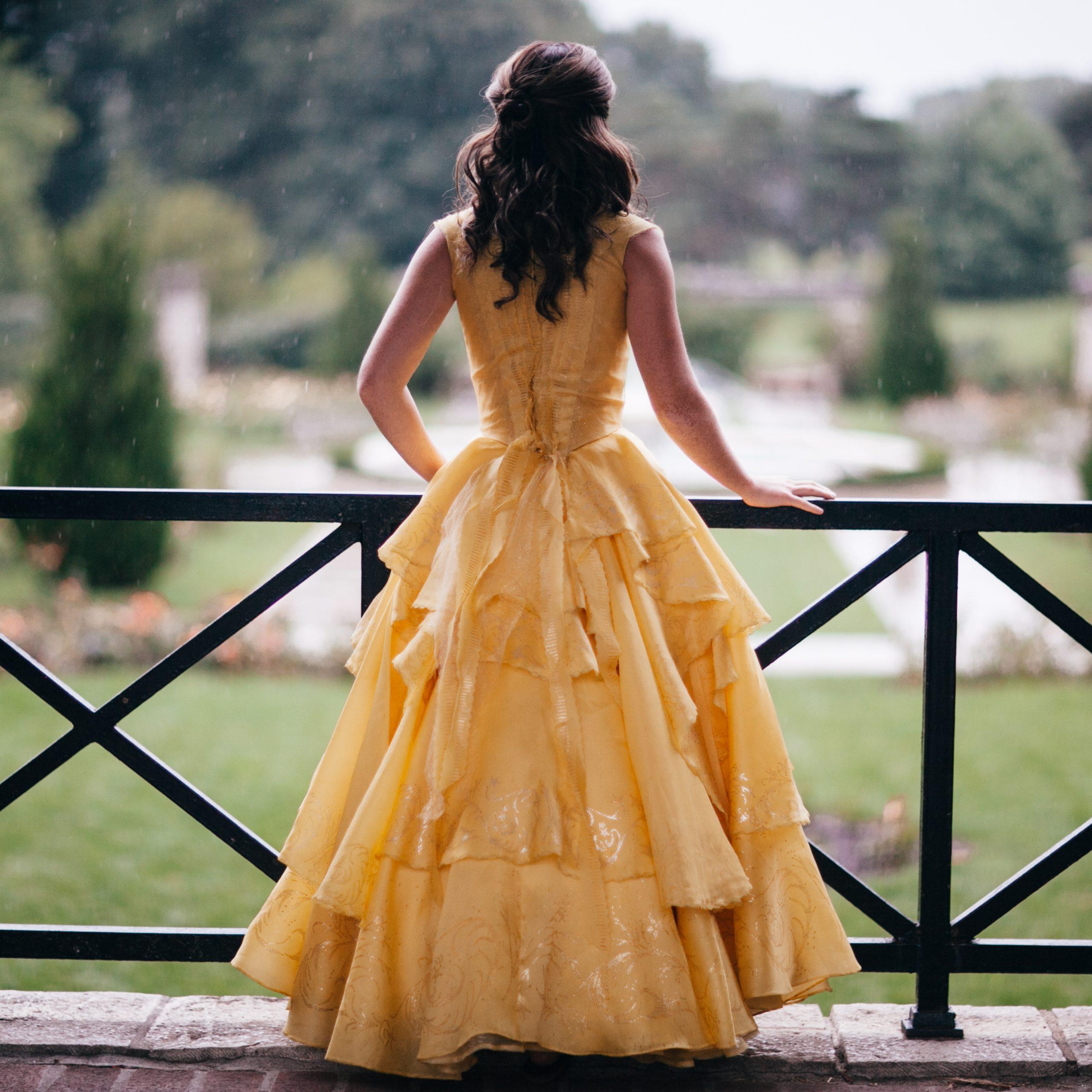 Belle's Ballgown