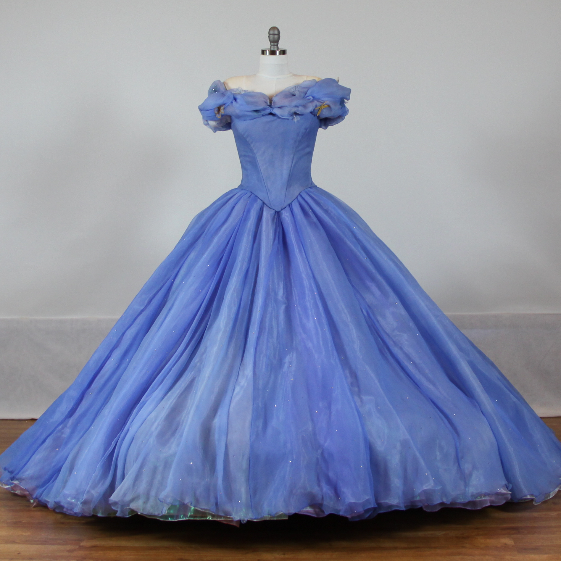 Ella's Ballgown {Upgraded}